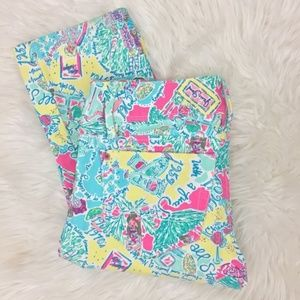 Lilly Pulitzer In the Beginning Worth Jeans